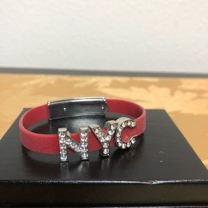 Costume NYC gem bracelet